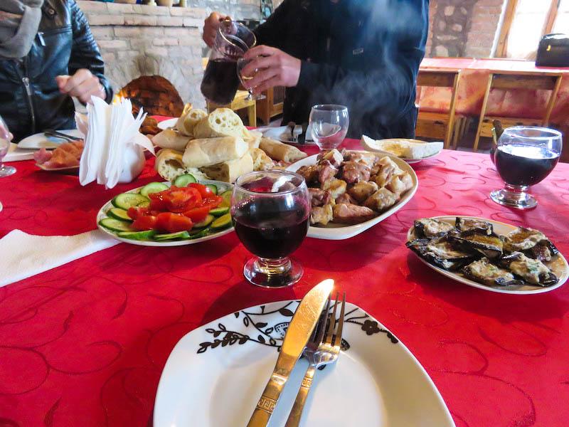 Kakheti Supra Lunch