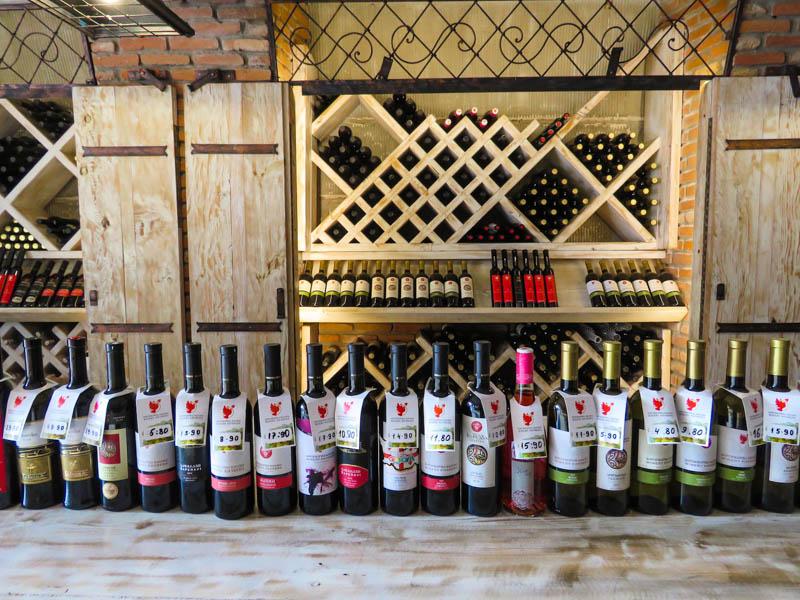 Kakheti wine tasting
