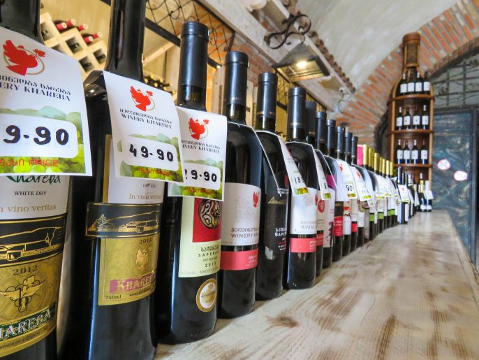 Exploring the Wines of Georgia on a Kakheti Wine Tour