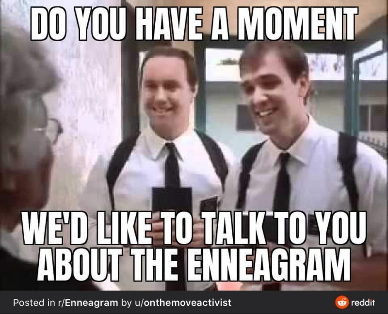 Enneagram cult