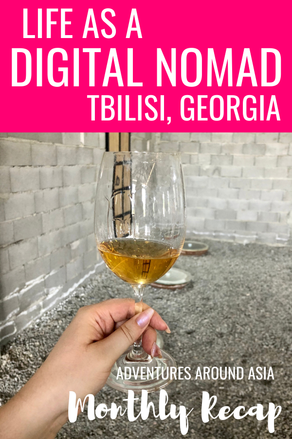 Expat life in Tbilisi, Georgia! Here's what it's like to live abroad as a location independent digital nomad in the Republic of Georgia during COVID!