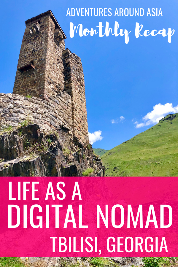 What's it like as a location independent digital nomad in Tbilisi Georgia? #tbilisi #locationindependent #digitalnomad #georgia #travel #expat