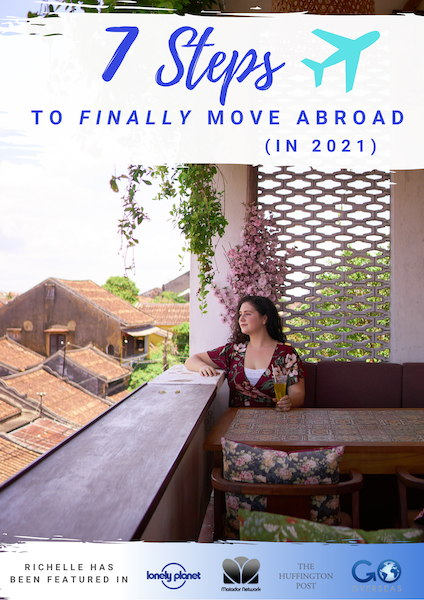 7 steps to move abroad